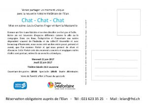 Chat - Chat - Chat